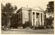 Clanton, Rebuilt 1918 after 1917 fire