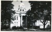 Tuscumbia, 1909-Rebuilt after fire, Arch-Bearden & Foremen and C. L Peckinpaugh, Contr.- Hosford & Graham