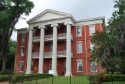 *Built originally as a school in 1847, used as courthouse from 1866 to 1901, since then used as hospital and museum.