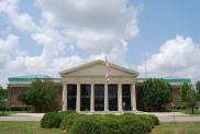 *Wetumpka, Justice Center, Built 1995, Arch- Tiller Rosa Assoc., Contr- Central Contracting, Inc.