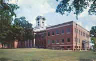 Scottsboro, Built 1912 with 1954 additions. Arch- Charles McCauley, Constr- Constr. Engineers, Inc.