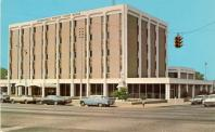 Florence, Built 1965, Arch- Northington, Smith, Kranert & Assoc., Contr- J. M. Massey, Jr.
