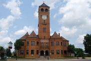 *Tuskegee, built 1905, Arch-J. W. Golucke, Contr- C. G. Totherow & Son