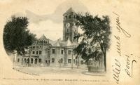 Tuskegee, built 1905, Arch-J. W. Golucke, Contr- C. G. Totherow & Son