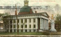 Huntsville, Built 1838, Arch- George Steele, Contr- William Wilson & James Mitchell
