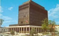 Huntsville, Built 1966, Arch- Northington, Smith, Kranert & Assoc., Contr- Pearce, Demoss & King, Inc.