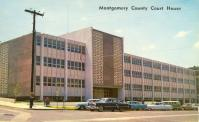 Montgomery, Built 1958, Arch- Pearson, Tittle & Narrows, Contr.- Bear Bros., Inc.