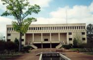 *Decatur, Built 1975, Arch- Walter Hickman Hall, Contr- Gresham, Williams and Johnson