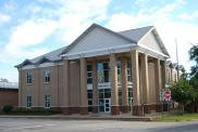 Carrollton, Built 1994, Justice Center, Arch- Johnson, Bailey, Henderson, McNeal Arch., Inc., Contr- Gates Builders Co.