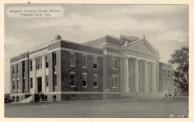 Phenix City, Built 1938, Now Justice Bldg., Arch- J.J. W Biggers, Contr-Murphy Pound