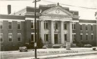 Phenix City, Built 1938, Now Justice Bldg. Arch- J.J. W Biggers, Contr-Murphy Pound