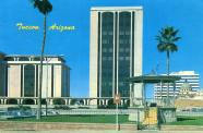 Tuscon, Superior Courts Building, Built 1974, Arch- Terry Atkinson, Place & Place, Gordon M Luepke, Ivan A Sarkiss, and Finigal & Dombrowski