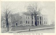 Heber Springs, Built 1914, Arch- Clyde Ferrell, Contr- Burns & McCauley