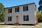 *Washington, Former Courthouse Site, Built 1836, Contr- Tillman L. Patterson