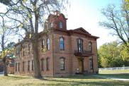 Hempstead, Former courthouse site, Built 1874