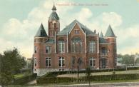 Texarkana, Built 1893, Arch- Gibb & Bretsacher, Contr- Clark & Johnson