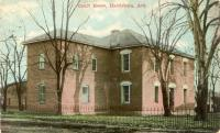Harrisburg, Built 1858 Enlarged, Fire-1917