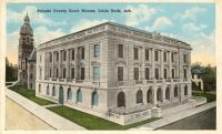 Little Rock, Annex - Built 1912, Arch- George Mann, Contr- A. O. Campbell