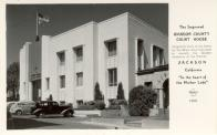 Jackson, Built in 1863, Remodeled 1939, Arch- George Sellon, Contr- WPA