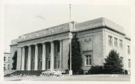 Martinez, In 1966 Hall of Records (built in 1932, Arch- Edward Geoffrey Bangs),  used as courthouse.