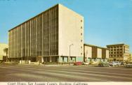 Stockton, Built 1964, Arch- Courthouse Assoc. Architects - Mayo, Johnson, DeWolf, Clowsley, Whipple, Contr- Stolte, Inc.