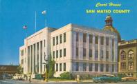 Redwood City, Addition built 1939, Arch- Dodge & Dolliver and W. H. Toepke, Razed 2006