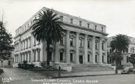 San Jose, Built 1868, remodeled in 1932 after fire.