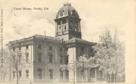Yreka, Built 1857, Arch/Contr- R. L. Westbrook & H. T. Shepherd with additions in 1885, 1896 & 1897, Arch- W. J. Bennet