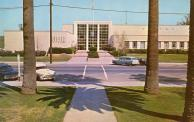 Yuba City, Government Building, Built 1953, Arch- Harry J. Devine, Engineer- Edward Von Geldern.