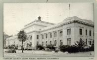 Ventura, Built 1913, Arch- Albert C. Martin, Contr- L. A. Planing Mill Co.  Now city hall