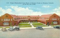 Alamosa, Built 1935, Arch- George C. Emery, Contr- WPA
