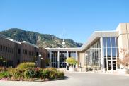 *Boulder, Justice Center, Built 1976, Arch- Lesher & Mahoney Inc. and DLR Group