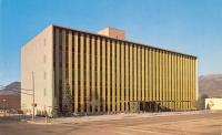 Colorado Springs, Built 1967, Arch- Edward Bunts and Robert Muir