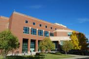 *Grand Junction,  Judicial Center, Built 2001, Arch- Dillon & Hunt PC and Blythe Design & Co., Contr- FCI Construction Inc.