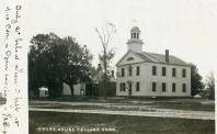 Tolland, Built 1822, Arch- Abner P. Davidson and Harry Cogswell, Used till 1890
