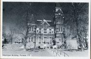 Putnam, City Building and Courthouse, Built 1889