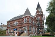 *Putnam, City Building and Courthouse (Former high school), Built 1889, Arch- Carlos C. Buck