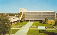 Gainesville, Built 1958, Arch- Arthur L. Campbell, Jr. with 1962 addition of same architect