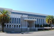 * Gainesville, Criminal Justice Center, Built 2004, Arch- DLR Group, Inc., Contr- Perry Parrish, Inc.