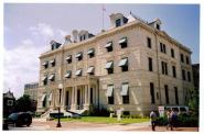 *Pensacola, 1939 remodeling, Arch- Fulghum & McMurrian, of former Post Office Bldg built in 1888, Arch- Mifflin E. Bell