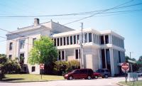*Apalachicola, Built 1940, enlarged in 1969, Arch- Norman Gross, Contr- Kalmetz Constr Co. and 1978, Arch- G. Michael George & Assoc., Contr- Whitesell-Green