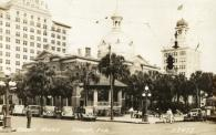 Tampa, Built 1891, Arch- J. A. Wood with additions in 1905 and 1926, Arch- Frederick J. James