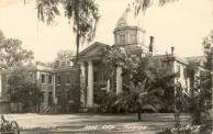 Dade City, Built 1909 enlarged in 1938, Arch- James Gamble Rogers II, Contr- WPA