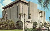 St. Petersburg, Judicial Center, Built 1968, Arch- George Leonard Ely