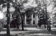 Fitzgerald, Built 1907, Remodeled with dome removed in 1954