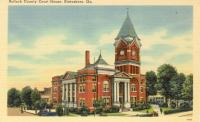 Statesboro, Built 1894 with 1914 remodeling, Arch- Edward Hosford & Co., Contr- Rogers & Simmons