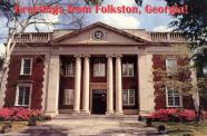 Folkston, Built 1928 with 1978 addition, Arch- O\