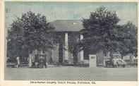 Folkston, Built 1902, Arch/Contr- T. J. Darling, Fire-1928