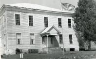 Cussetta, Built 1854 (Moved to Westville)