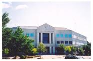 Canton, Judicial Center, Built 1994, Arch- Mayes, Sudderth & Etheridge, Contr- Patton Constr. Co.